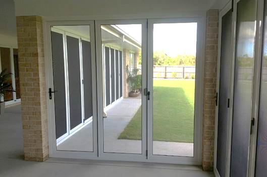 Crimsafe Security Yeppoon
